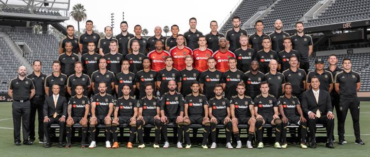 Los Angeles Football Club Team